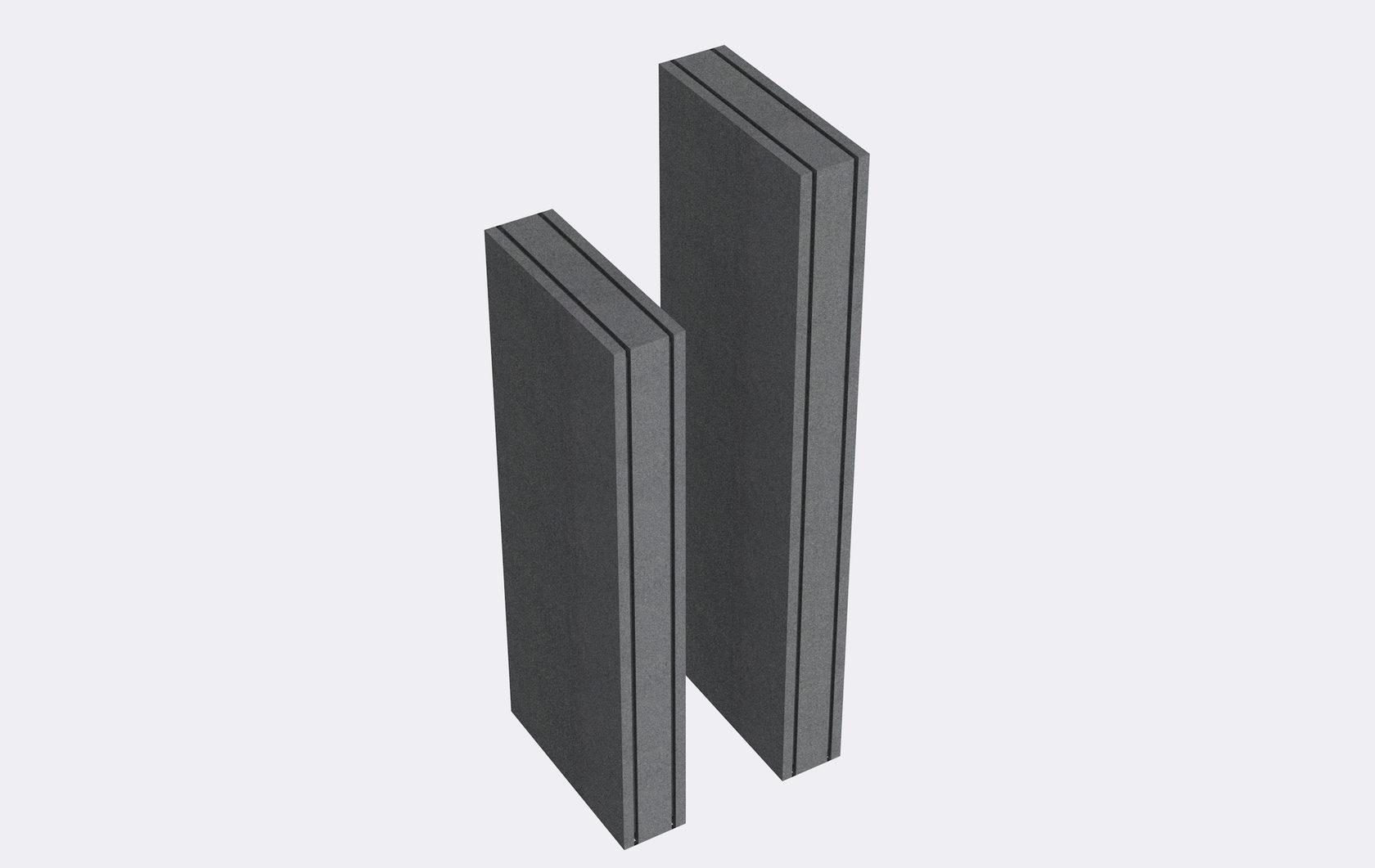 Блок стеновой (3000/2500*1000*300)